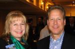 Christine Rose and Steve Vincent