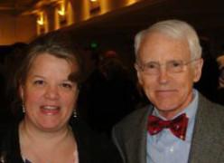 Laura Adams Guy and Jim Gordon