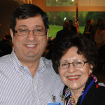 Morris Kremen and Madeline Gauthier