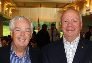 Tom Helbling and Jim Zidar