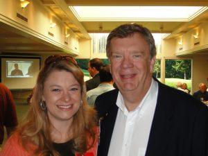 Tanya Franzen and Nic Wildeman