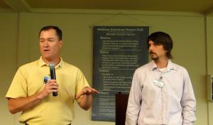 Mike Ralph and Cory Johnson